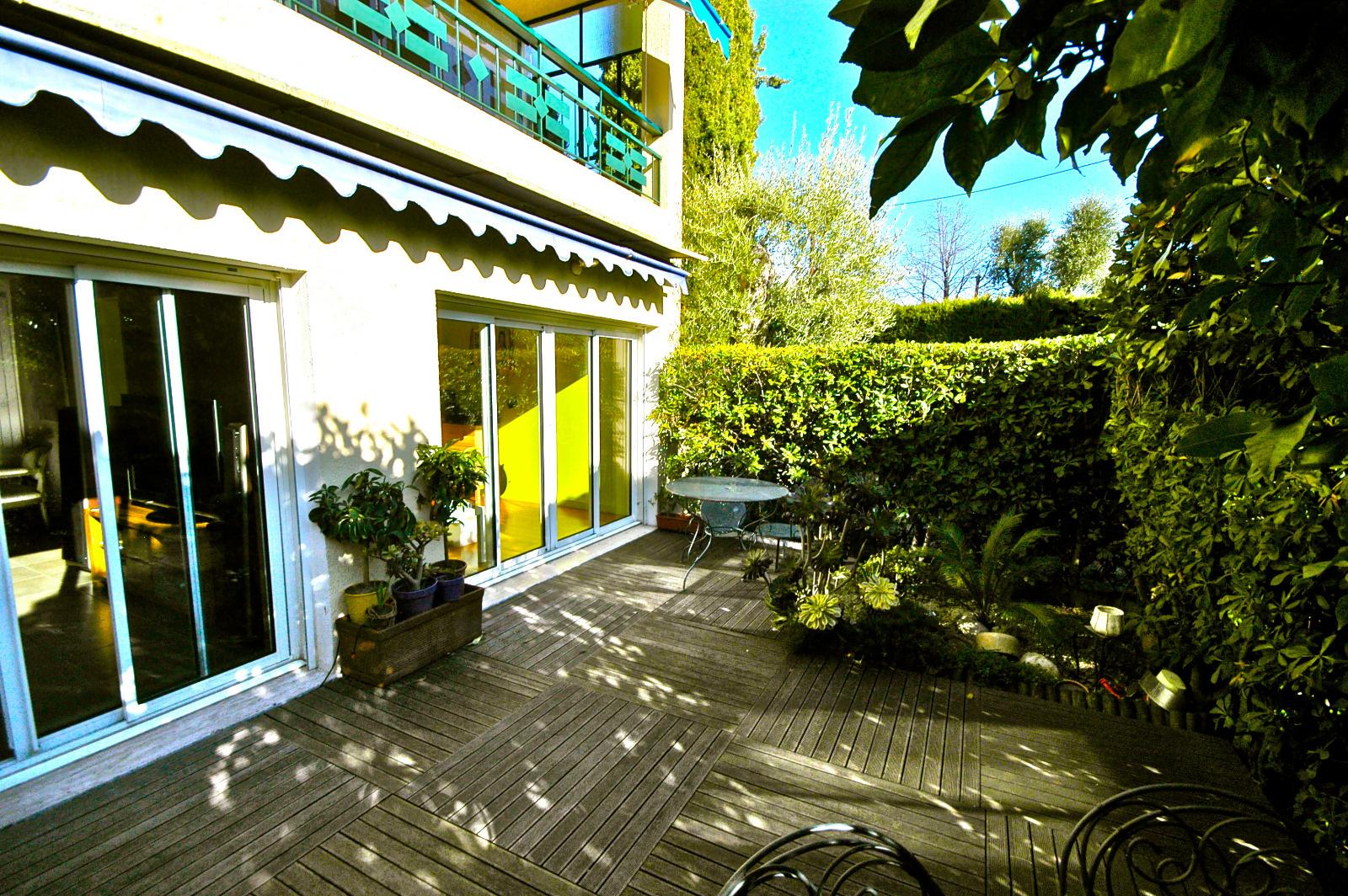 Offres de vente Rez de jardin Vence 06140